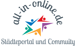 Anmelden - all-in-online - Portal, Online - Communities, Städtmagazin